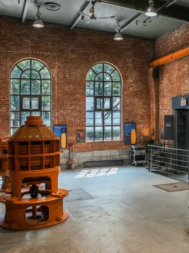 The Youville Pumping Station: a truly ingenious facility