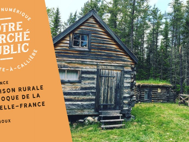 Talk | The Rural Home in the Days of New France
