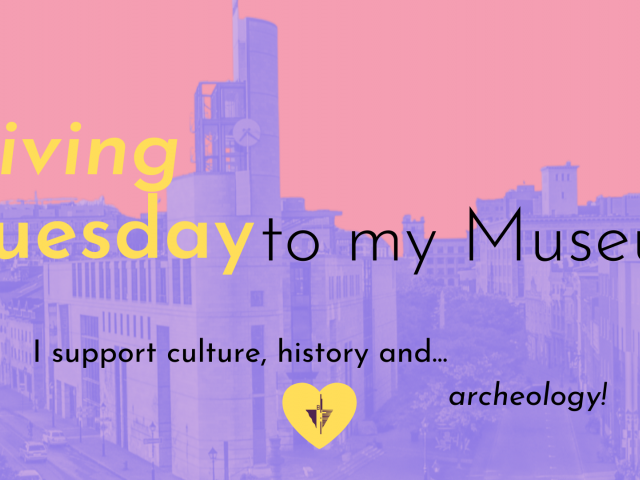 Giving Tuesday...Support your Museum!