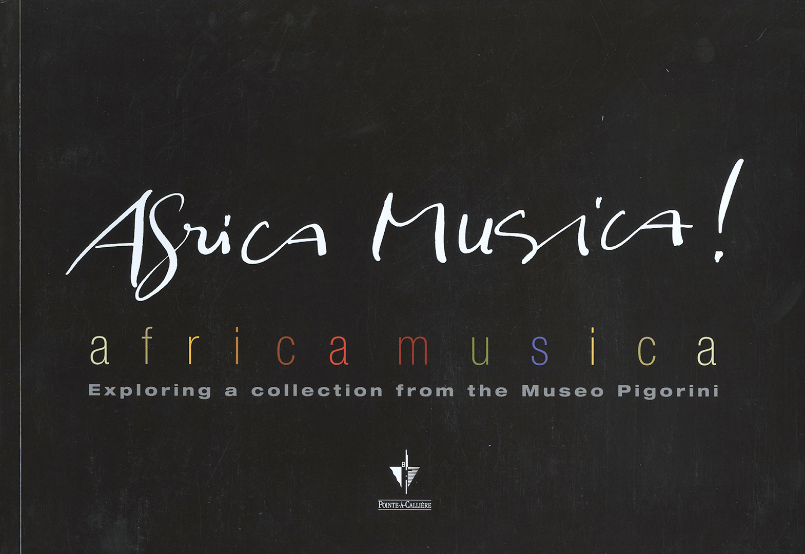 Africa Musica! Exploring a collection from the Museo Pigorini