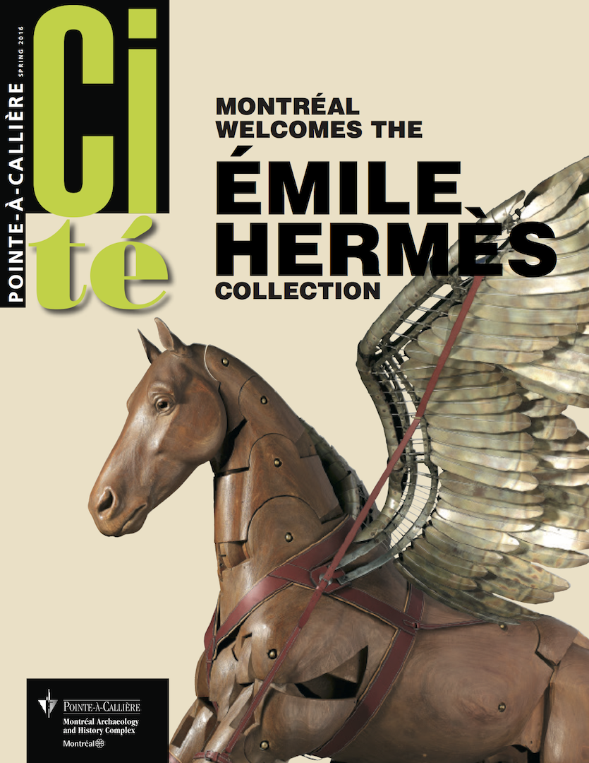 Montréal Welcomes the Émile Hermès Collection