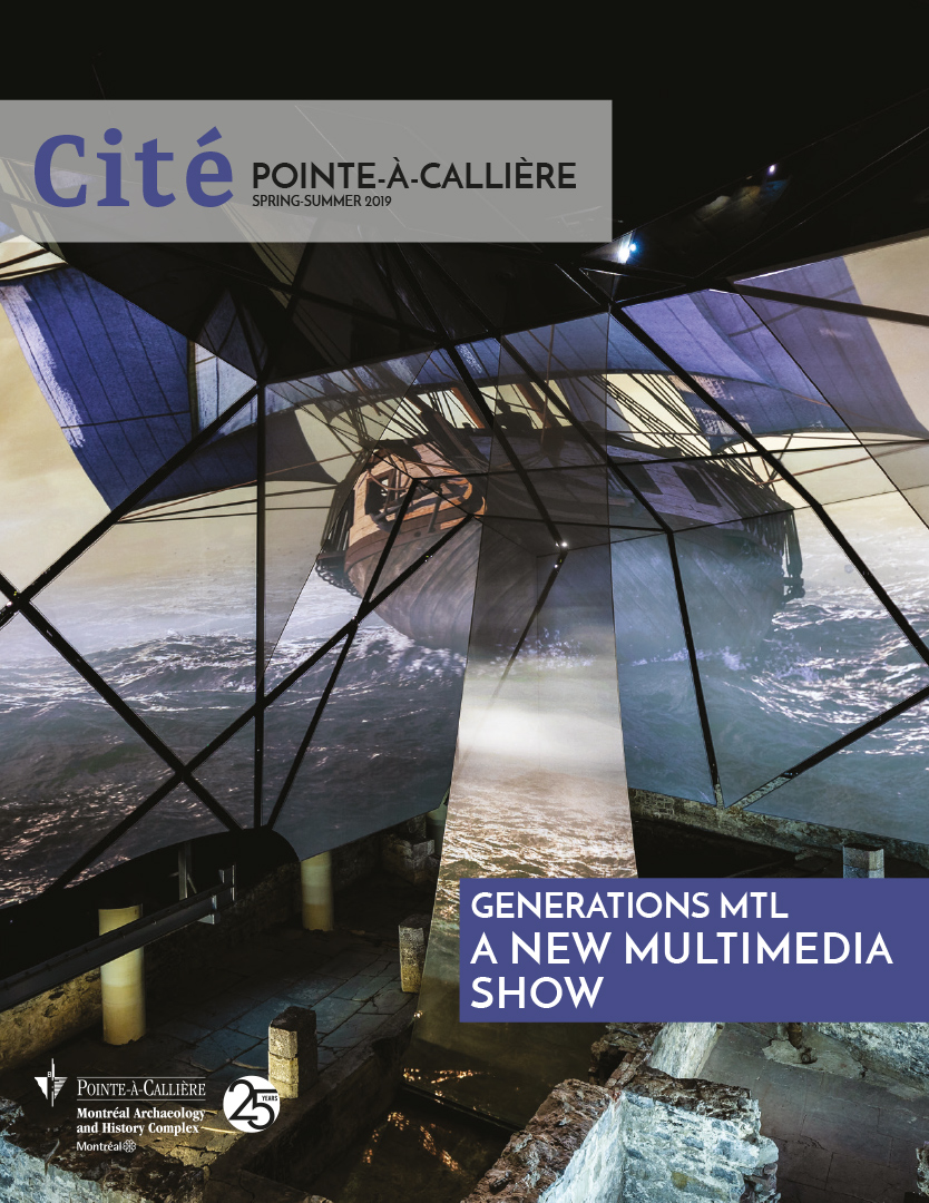 Generations MTL – A new multimedia show