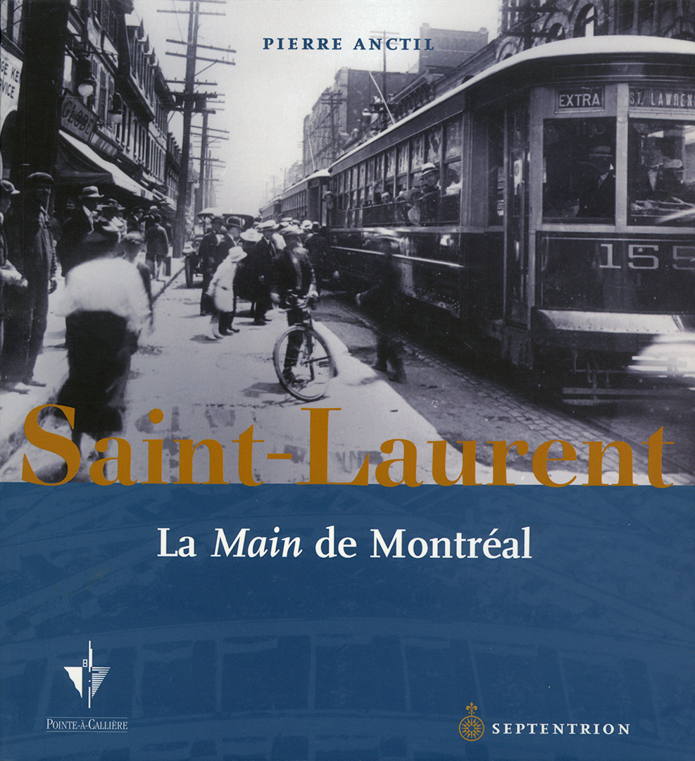 Saint-Laurent – La Main de Montréal